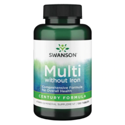 Multi without Iron Century Formula 130 tabs